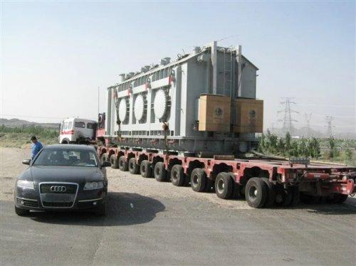 大件运输车